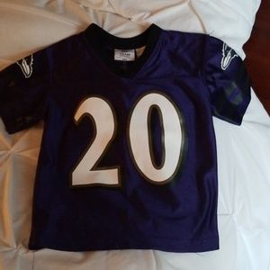 Baltimore Ravens Kids Jersey, Size Small (4)